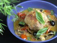Recette: Paupiettes de veau aux oignons et tomates - Frawsy