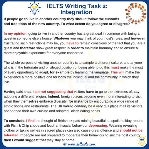 Don T Be Afraid To Give A Strong Opinion Ielt Examiner Get Really Tired Of Hearing The Same Old Argument Writing Task 2 Tasks Essay On Elderly People