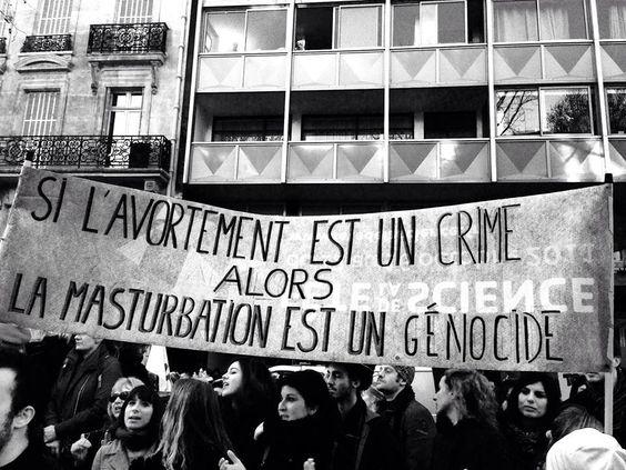 Si l'#avortement est un #crime alors… viaAbsurdus délirium