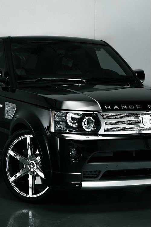Want! Top of the list!  RANGE ROVER SPORT! <3