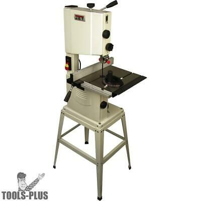 Sponsored Ebay Jet 714000 10 Open Stand Bandsaw New In 2020 Woodworking Jigs Jet Woodworking Tools Bandsaw