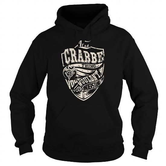 CRABBE Last Name, Surname Tshirt - #tshirt customizada #sweatshirt makeover. CRABBE Last Name, Surname Tshirt, sweater dress,turtleneck sweater. ACT QUICKLY =>...