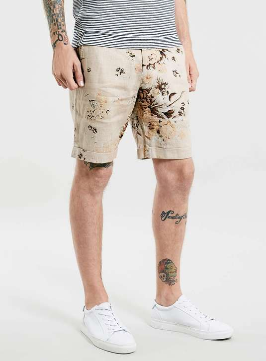 Topman | Selected Homme Floral Shorts #topman #floral #shorts: