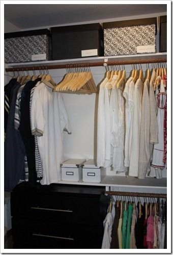Closet Organization Walk In Closet And Master Bedrooms On Pinterest