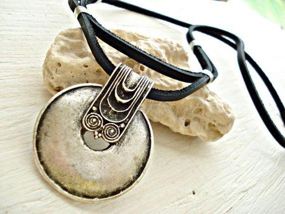 boho tribal jewelry | Boho Jewellery - Boho Necklace - Hippie Necklace - Tribal Necklace ...