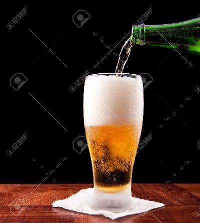 thưởng thức bia đúng cách