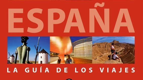Descubre España con la guía de las 5000 ideas para viajar. Iluistrado con magníficasfotografías.La guía de viajes de este verano
