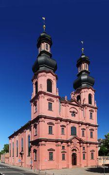 St. Peter in Mainz. ©Landeshauptstadt Mainz