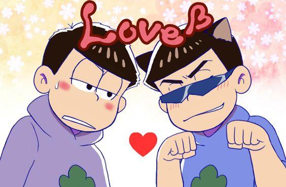 Karamatsu and Ichimatsu