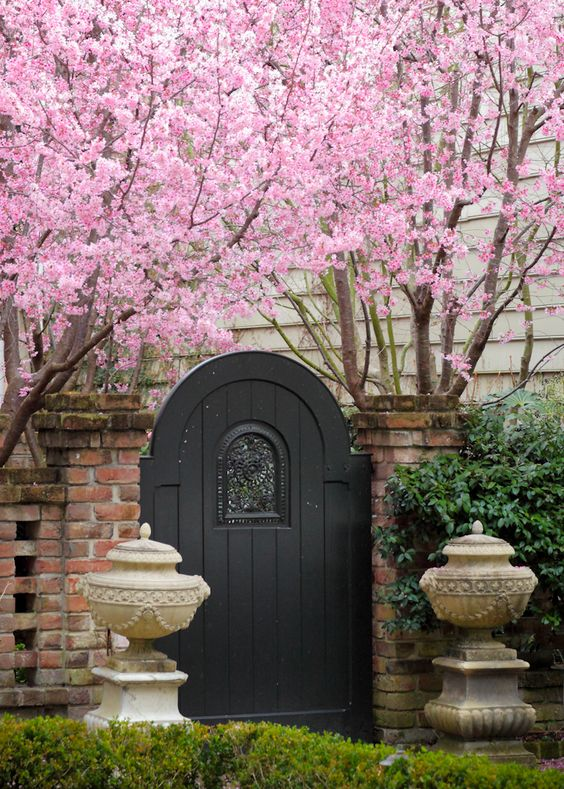 Hue and Eye Photography - Garden Gate, Charleston, SC © Doug Hickok All Rights Reserved: