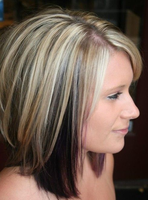 Trendy Hair Color For Medium Length Hair  Pictures Of Medium Lengths And Me