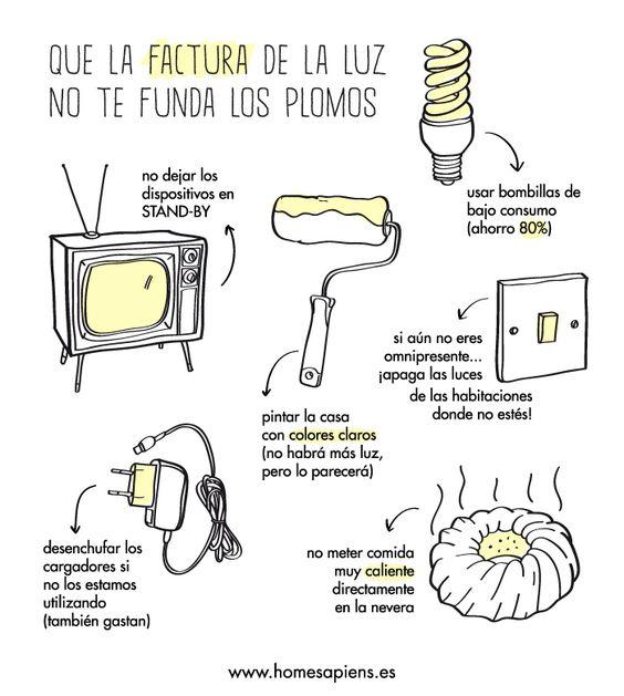 Sube la factura de la luz y hay que tomar medidas... http://homesapiens.es/2013/04/ahorra-en-el-recibo-de-la-luz/