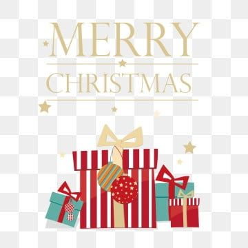 Christmas Christmas Gifts Gift Box Christmas Decoration Ball Star Christmas Greetings End Of The Year Png And Vector With Transparent Background For Free Dow Christmas Gift Vector Christmas Box Christmas Greetings