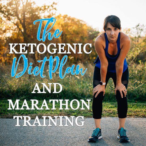 keto diets in running