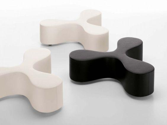 建築家ユニットSANAAがデザイン有機的フォルムのベンチ「Flower」 | SUMAU