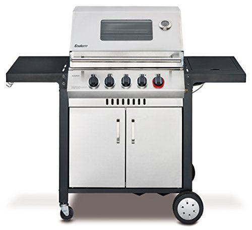 Enders Bbq Gasgrill Monroe 3 Sik Turbo Gas Grill 83836 Steak Turbo Zone Simple Clean 3 Edelstahl In 2020 Enders Gasgrill Gasgrill Grillen