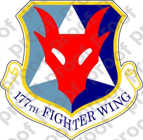 Sticker Usaf 177th Fighter Wing Decal B Decals Stickers Vinyl Art Ebay Link In 2020 Vinyl Art Vinyl Sticker Vinyl