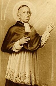 Saint Joseph Benedict Cottolengo pray for us.  Feast day April 29.