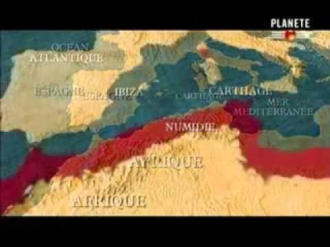 L'Histoire de la Tunisie : Empire de CARTHAGE