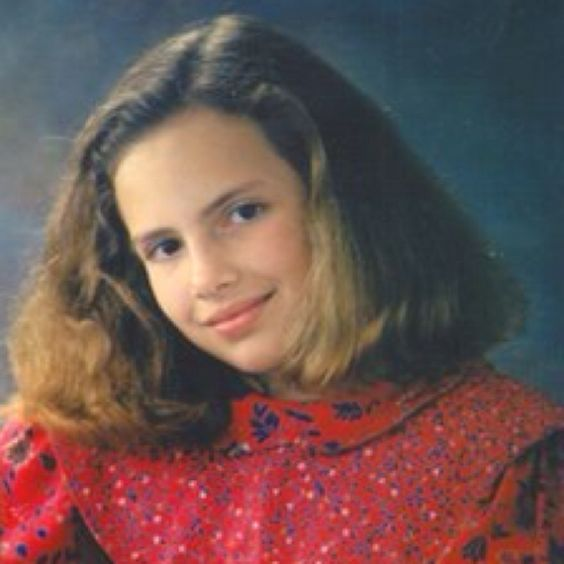 Polly Klaas, 12 year old, kidnapped at knife point from her home, strangled to death, 1993.