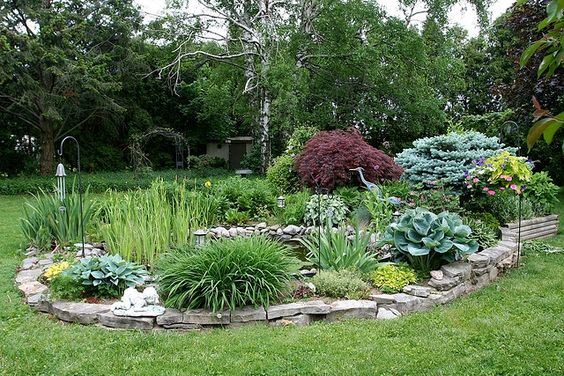 Pinterest the world s catalog of ideas Low maintenance garden border ideas