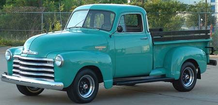 1953 chevrolet 3100 classic 5 window pickup truck for 1953 chevy 5 window pickup