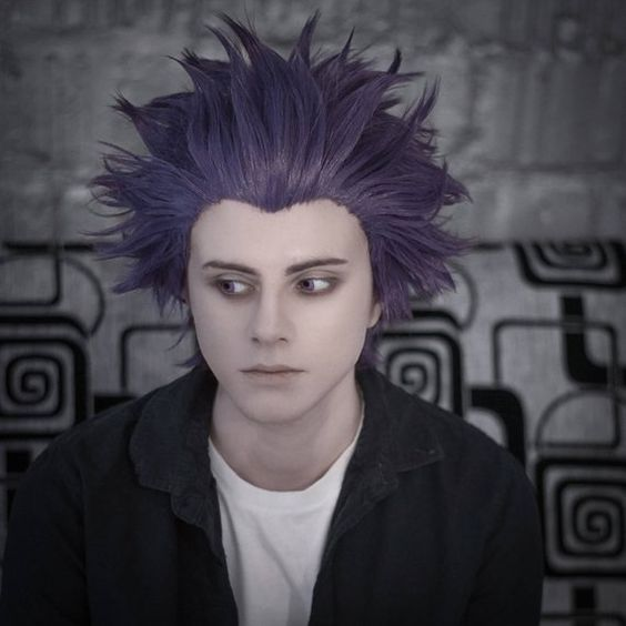Hitoshi Shinsou from My Hero Academia cosplay wig - made to order