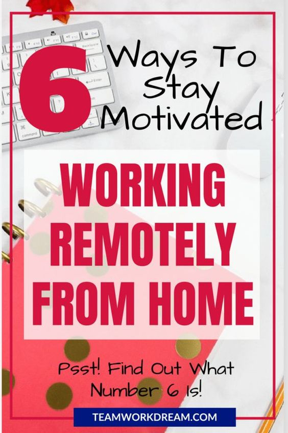 Remote Work Tips 94167