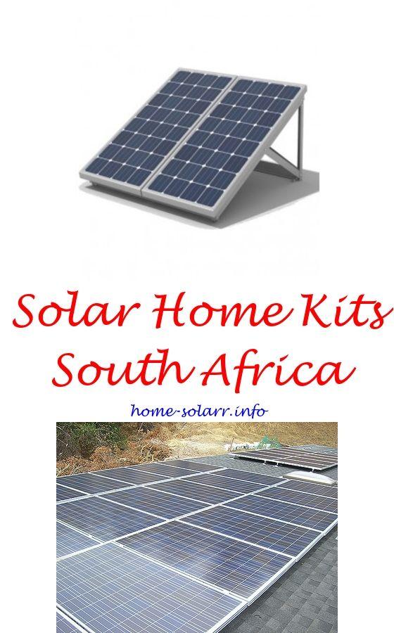 At Home Energy Solar Installation Solar Power House Solar System Kit