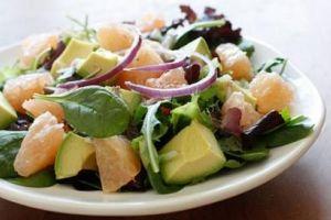 Smart Balance Recipe - Avocado and Grapefruit Salad~Ensalada de Aguacate y Toronja