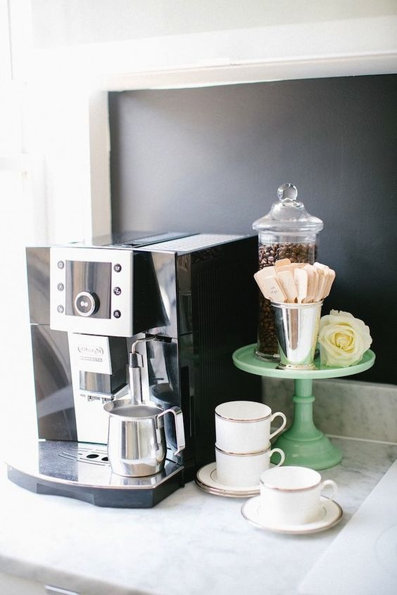 coffee bar at home - Google Search