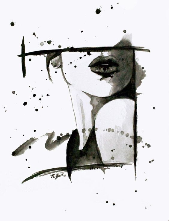 Rachelle Ball illustration