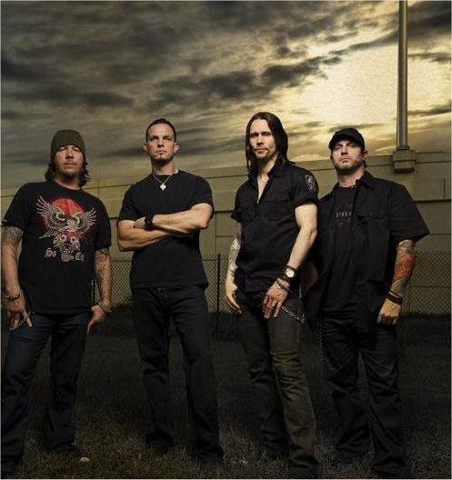 Alter Bridge Musica E We Will Rock You