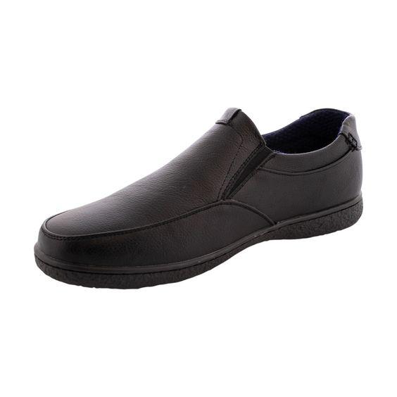 Viking - Men's Slip On Comfort Shoes - Black