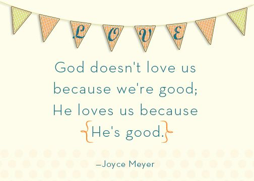 Image result for God is not good because we are good