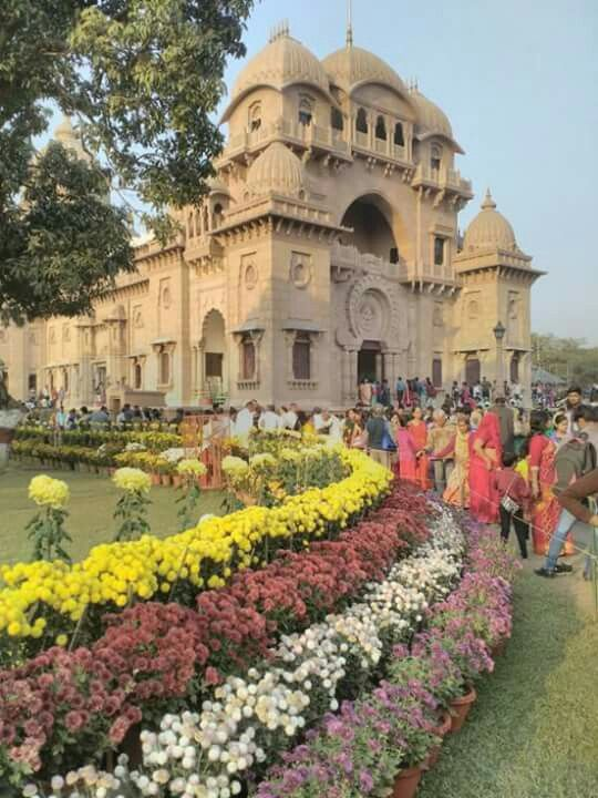 Peace In Belur Math