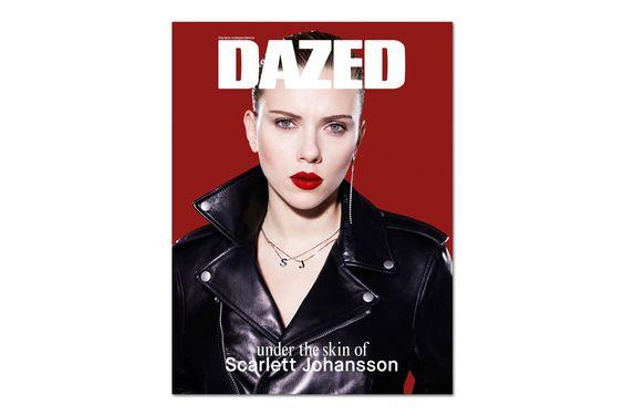 Scarlett Johansson Covers the Redesigned 2014 Spring Issue of DAZED Magazine | Hypebeast
