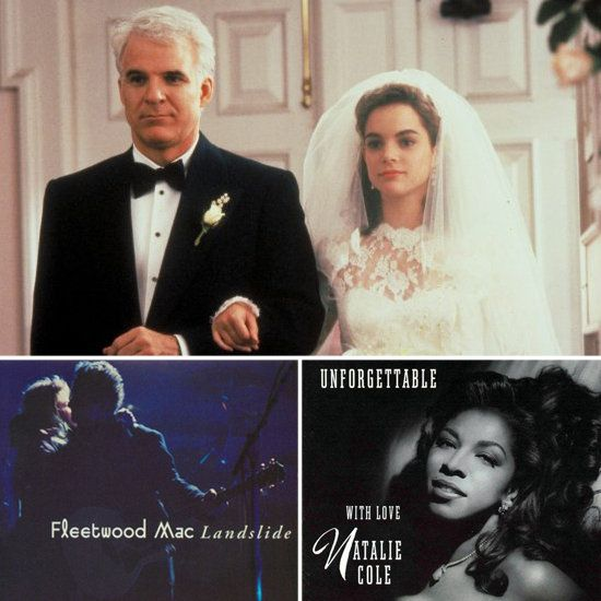 50 Father/Daughter Dance Songs...One of the hardest decisions of wedding planning!