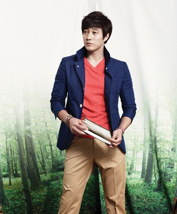 So Ji Sub Goes Indoor Camping For SIEG FAHRENHEIT's Spring/Summer 2013 Ad Campaign | Couch Kimchi