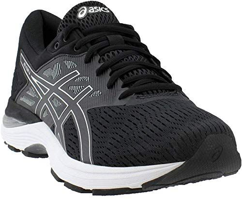 New Asics Mens Gel Flux 5 Running Athletic Shoes Online Shopping In 2020 Running Shoe Reviews Black Running Shoes Running Shoes