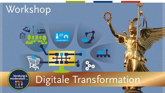Workshop Digitalisierung im Mittelstand ist die Umschreibung der Geschäfftsmodelle und Geschäftsprozesse für das Handeln des Mittelstandes in 2016.