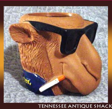 Joe Camel soda can beer cooler for sale at Tennessee Antique Shack on TIAS.  $12.99