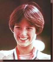 Dorothy Hamill_Wedge Bob Haircut - my mom thought it was a good idea to give me one of these haircuts...ugh