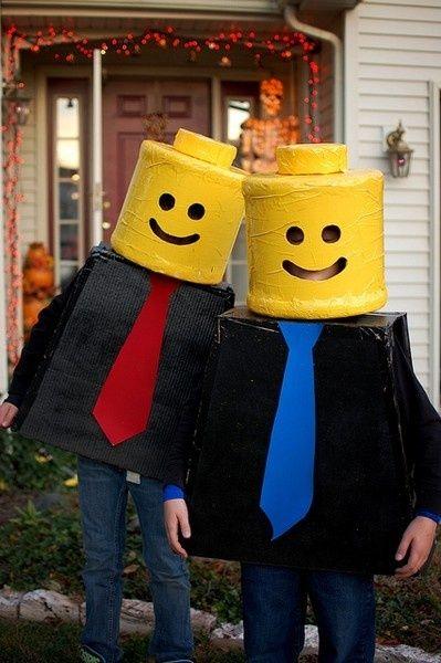 D guisement loisirs cr atifs pinterest impressionnant personnes de lego et fils - Deguisement tete de lego ...