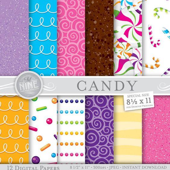 He encontrado este interesante anuncio de Etsy en https://www.etsy.com/es/listing/174196459/patron-de-paquete-de-papel-de-caramelo