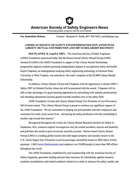 Press release | Help find a job for Mark Gregson | Pinterest