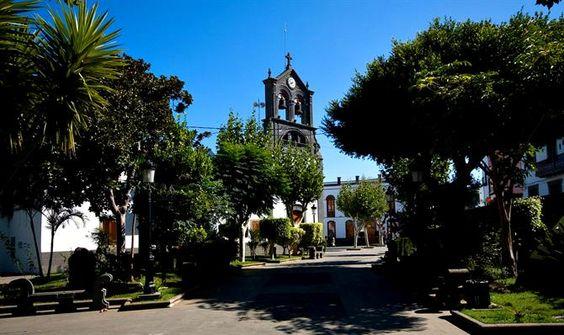 Plaza de San Roque, Firgas