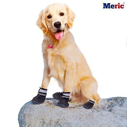 Dog Shoes Comfortable Warm Paw Protectors Dogs Comfortable