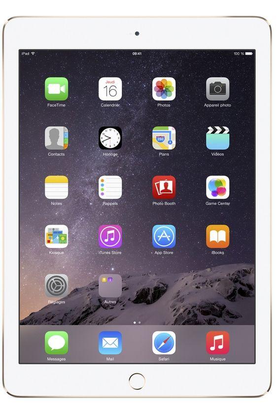 iPad Apple IPAD AIR 2 64 GO WI-FI OR
