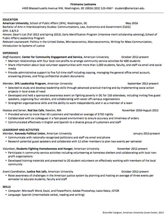 student affairs resume samples pre physical therapy wsu health